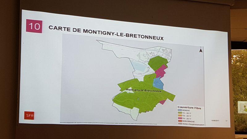 Carte Montigny